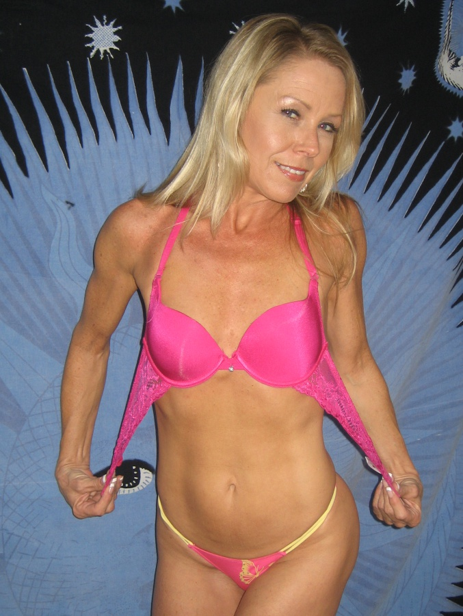 Nikki charm milf and naughty